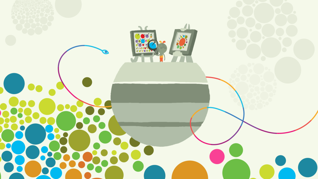 """Hohokum"", serpentinas y matasuegras made in Sony"